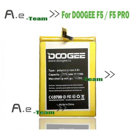 Baterie pro DOOGEE F5, 2660mAh, Original