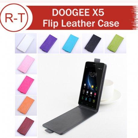 Pouzdro pro Doogee X5 X5C X5 PRO, flip, magnet, PU kůže
