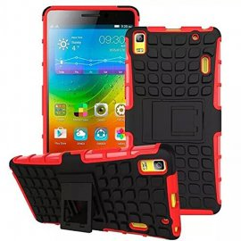 Case for Lenovo Lenovo K3 Note A7000, flip, stand, wallet, durable, TPU + PC