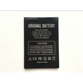 Battery for DOOGEE X3 MAX DOOGEE X3 MAX, 4000mAh, Original