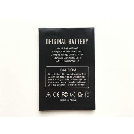 Baterie pro DOOGEE X5 MAX DOOGEE X5 MAX PRO, 4000mAh, Original