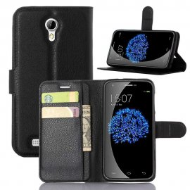 Case for Doogee X5 Max Y100 for T6 F5 F3 for X3 X6 Y200 Y300 DG580, flip, magnet, stand, wallet, PU leather
