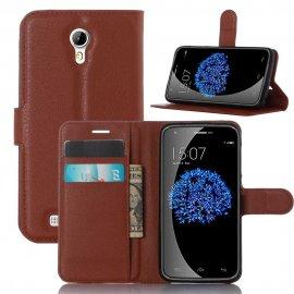 Pouzdro pro Valencia 2 Y100 Pro, flip, magnet, stojánek, peněženka, PU kůže