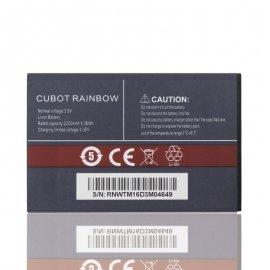 Baterie pro Cubot Rainbow, 2200mAh, Original