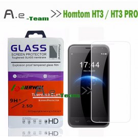 Tempered glass for HOMTOM HT3 HT3 PRO, Tempered glass 9H, Anti explosion