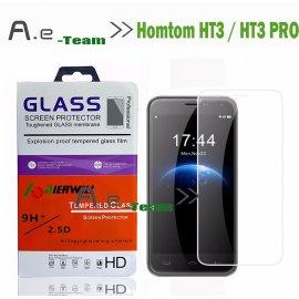 Tvrdené sklo pre HOMTOM HT3 HT3 PRO, Tempered glass 9H, Anti explosion