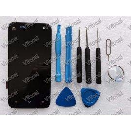 LCD obrazovka pre Xiao 2 MI2S MI2 M2S LCD + dotyková vrstva digitizer + rámček