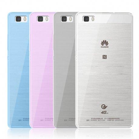 Pouzdro pro Huawei Ascend P8 Lite Huawei P8 Lite P8 Mini 5.0, silikon