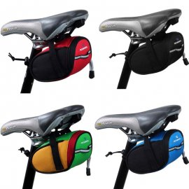 ROSHWHEEL bicycle case, waterproof, under seat mounting