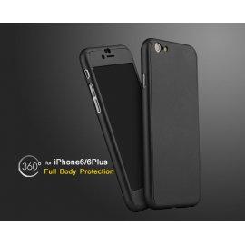 Pouzdro pro Apple iPhone 6 6S Plus + tvrzené sklo