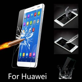 Tvrdené sklo pre Huawei P9 P8 P7 P6 Honor 8 7 6 4C 3X G9 mini, Tempered glass 9H, Anti explosion