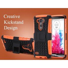 Pouzdro pro LG Optimus G3 G4 G2, stojánek, TPU+PC