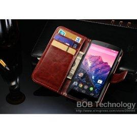 Case for LG Google Nexus 5 D821 D820, wallet, flip, PU leather