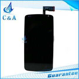 LCD obrazovka pro HTC Desire 500 LCD + dotyková vrstva digitizer + rámeček