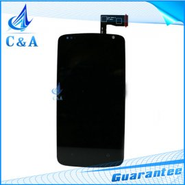 LCD Screen for HTC Desire 500 LCD + Touch Screen Digitizer + Frame