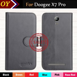 Puzdro pre Doogee X7 Pro, flip, PU kože