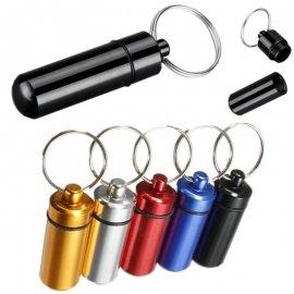 Přívěšek na klíče / kontejner / vodotěsný
