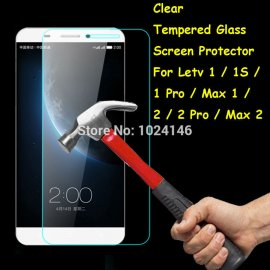 Tempered glass for Letv LeEco Le 1 LeEco Le 1S LeEco Le 2 For LeEco Le Max 1 LeEco Le Max 2 Tempered glass 9H, Anti explosion