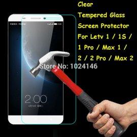 Tvrzené sklo pro Letv LeEco Le 1 1S 2 Pro Max 1 2 Tempered glass 9H, Anti explosion