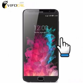 Tempered glass for UMI TOUCH UMI TOUCH X, Tempered glass 9H, Anti explosion