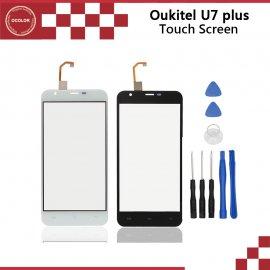 Dotyková obrazovka pro Oukitel U7 plus, digitizer + nástroje