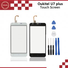 Touch screen for Oukitel U7 plus, digitizer + tools