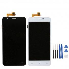 LCD obrazovka pre Oukitel U7 Pre LCD + dotyková vrstva digitizer + rámček