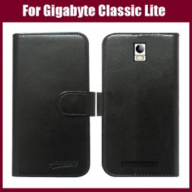 Case for Gigabyte GSmart Classic Lite, flip, stand, PU leather