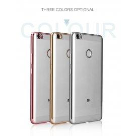 Puzdro pre Xiaomi Mi MAX, TPU silikón