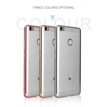 Pouzdro pro Xiaomi Mi MAX, TPU silikon