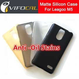Case for Leagoo M5, TPU silicone