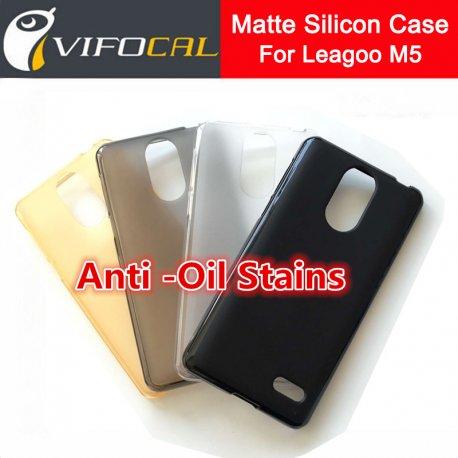 Pouzdro pro Leagoo M5, TPU silikon