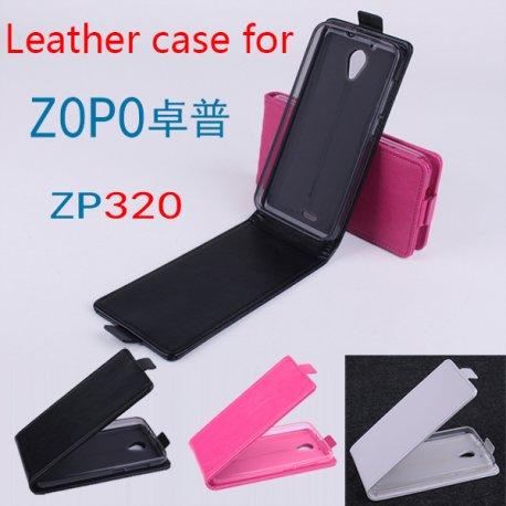Pouzdro pro Zopo ZP320, flip, PU kůže