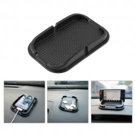 Anti-slip mat, car holder for mobile phones and other items