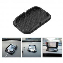 Protiskluzová podložka, držák do auta pro mobily, GPS, MP3, brýle atd.