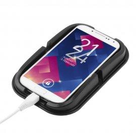 Držák do auta / stojánek pro Mobilní telefony, Smartphony, MP4, PDA / Silicone Gel / Protiskluzový / Univerzální
