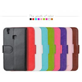 Case for Doogee X5 Max Doogee X5 Max PRO, flip, magnet, stand, wallet, PU leather