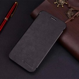 Case for Lenovo A8 Lenovo A806 Lenovo A808t, flip, PU leather