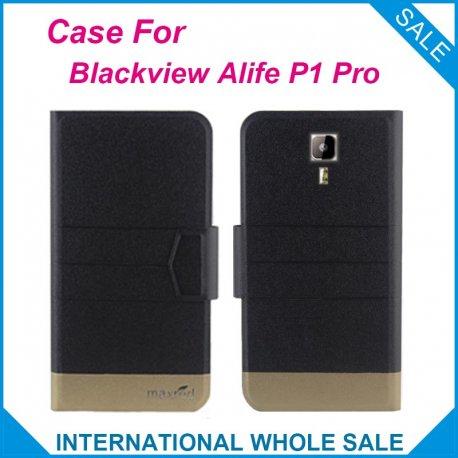 Pouzdro pro Blackview Alife P1 Pro, view window, flip