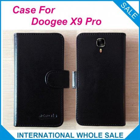 Pouzdro pro Doogee X9 Pro, view window, flip