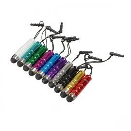 Dotykové pero stylus pro iPhone, iPad, iPod, tablety, mobily - všechny kapacitní i resistivní obrazovky (více barev)
