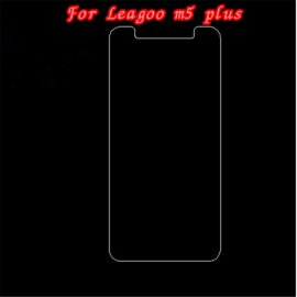 Tvrzené sklo pro Leagoo m5 plus, Tempered glass 9H, Anti explosion