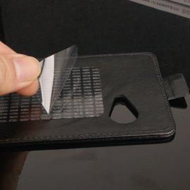 Pouzdro pro BLACKVIEW BV6000 4.7, flip, PU kůže