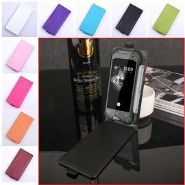 "Case for Iget BLACKVIEW BV6000 BV6000s 4.7 "", flip, PU leather"
