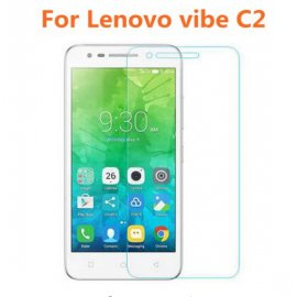 Tempered glass for Lenovo C2 k10a40, Tempered glass 9H, Anti explosion