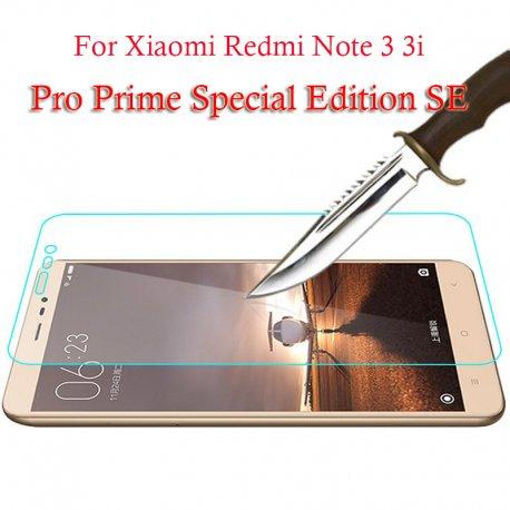 Tvrzené sklo pro Xiaomi Redmi Note 3 Pro SE 152mm Special Edition Global CZ LTE, Tempered glass 9H, Anti explosion