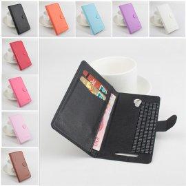 Pouzdro pro Elephone P6000, flip, stojánek, peněženka, PU kůže