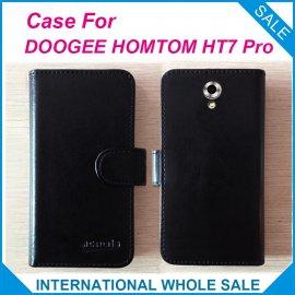 Pouzdro pro HOMTOM HT7 Pro, flip, stojánek, peněženka, magnet, PU kůže