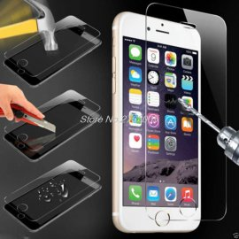 Tvrzené sklo pro Prestigio Grace Z3 Z5 Muze A7 F3 D3 E3 MultiPhone 3501 DUO, Tempered glass 9H, Anti explosion