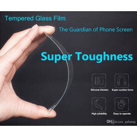 Tvrzené sklo pro Prestigio Muze A7 D3 E3 F3, Tempered glass 9H, Anti explosion